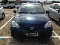 Toyota Etios Sedan X 1.5 (Flex) 2015}