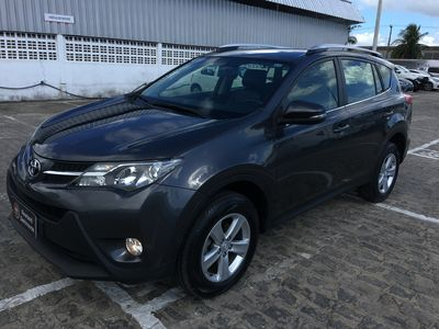Toyota RAV4 4x4 2.0 16V (aut) 2013}