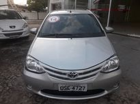 Toyota Etios Sedan X 1.5 (Flex) 2014}