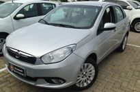 Fiat Grand Siena Essence 1.6 16V (Flex) 2015}