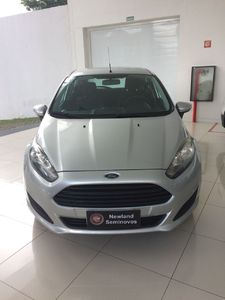 Ford New Fiesta Hatch 1.5 S 2015}