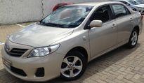 Toyota Corolla Sedan 1.8 Dual VVT-i GLI (aut) (flex) 2014}