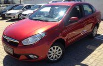 Fiat Grand Siena Attractive 1.4 8V (Flex) 2013}