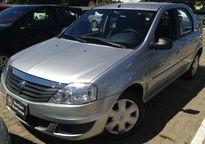 Renault Logan Expression 1.6 (Flex) (Aut) 2012}