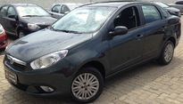Fiat Grand Siena Attractive 1.4 8V (Flex) 2014}