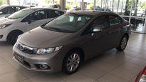 Honda Civic New  LXR 2.0 i-VTEC (Flex) (Aut) 2014}