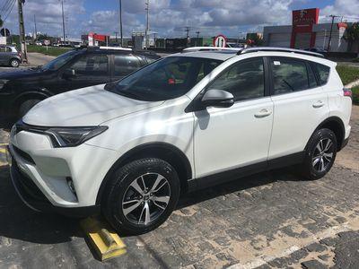 Toyota RAV4 2.0L 4x2 CVT Top 2017}