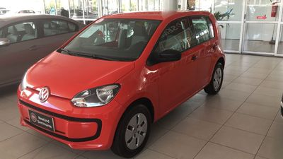 Volkswagen up! Move 1.0l (Flex) 4p 2015}