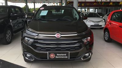 Fiat Toro Freedom 1.8 (Flex) (AT6) 2018}
