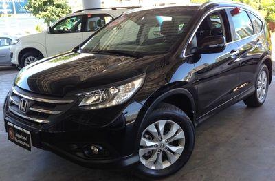 Honda CR-V EXL 4X4 2.0 16V i-VTEC (Flex) (Auto) 2014}