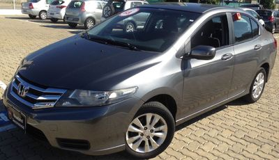 Honda City LX 1.5 16V (flex) 2013}