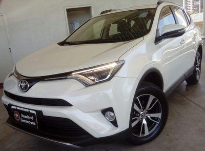 Toyota RAV4 2.0L 4x2 CVT 2017}