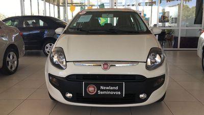 Fiat Punto Attractive 1.4 (Flex) 2016}