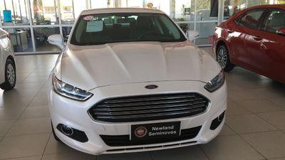 Ford Fusion 2.5 16V iVCT (Flex) (Aut) 2014}