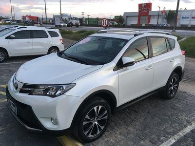 Toyota RAV4 4x4 2.5 (Aut) 2015}