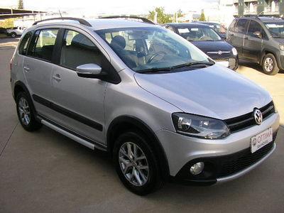 Volkswagen Space Cross 1.6 I-Motion  2013}