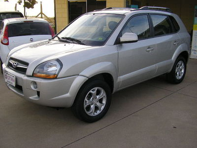 Hyundai Tucson GLS 2.0 16V (aut) 2013}