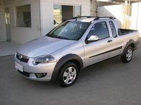 Fiat Strada Trekking 1.6 16V (Flex) (Cab Estendida) 2013}