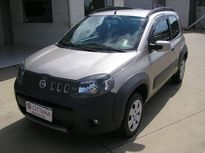 Fiat Uno Way 1.0 8V (Flex) 2p 2012}