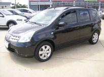 Nissan Livina 1.8 16V (flex) (aut) 2012}