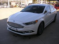 Ford Fusion Titanium 2.0 EcoBoost AWD 2017}