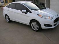 Ford New Fiesta Sedan Titanium 1.6 AT (Flex) 2016 2014}