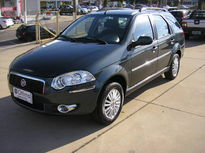 Fiat Palio Weekend Attractive 1.4 8V (Flex) 2012}