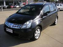 Nissan Livina 1.6 S 16v Flex 2012}