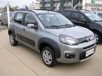 Fiat Novo Uno Way 1.0 (Flex) 2015}
