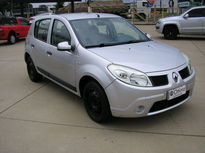 Renault Sandero Expression 1.6 (Flex) 2011}