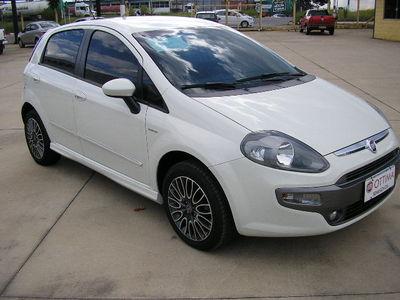 Fiat Punto Sporting 1.8 16V Dualogic (Flex) 2013}
