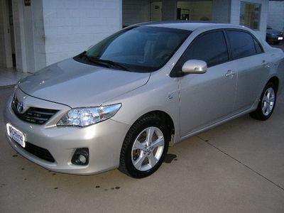 Toyota Corolla Sedan 2.0 Dual VVT-i XEI (aut)(flex) 2012}