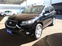Hyundai Santa Fe GLS 3.5 V6 4x4 5L (aut) 2012}