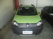 Fiat Uno 1.0 EVO WAY FLEX 4P MANUAL 2014}