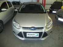 Ford Focus Sedan S 2.0 16V PowerShift (Aut) 2015}
