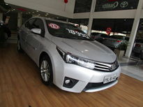 Toyota Corolla Sedan 2.0 Dual VVT-I Altis (flex)(aut) 2015}