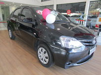 Toyota Etios Sedan X 1.5L (Flex) 2014}
