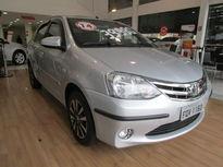 Toyota Etios Sedan Platinum 1.5L Flex 2014}