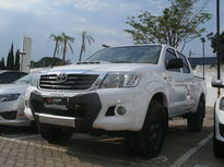 Toyota Hilux Cabine Dupla SR A/T 4x4 Diesel 2013}