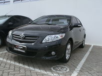 Toyota Corolla Sedan XEi 1.8 16V (aut) 2009}