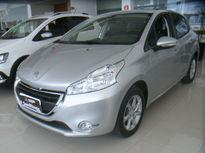 Peugeot 208 Allure 1.5L (Flex) 2014}
