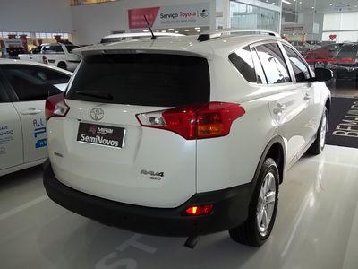 Toyota RAV4 2.5 16v 4x4 (Aut) 2013}