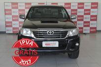 Toyota Hilux SRV 3.0 (Aut) 2014}