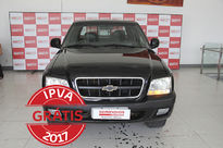 Chevrolet S10 S10 Executive 4x4 2.8 Turbo Electronic (Cab Dupla) 2005}