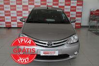 Toyota Etios Sedan XLS 1.5L (Flex) (Aut) 2017}