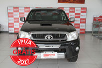 Toyota Hilux Cabine Dupla Diesel STD 3.0  4x4 2010}