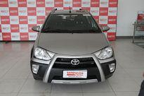 Toyota Etios Cross 1.5L (Flex) 2017}