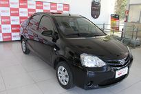 Toyota Etios Sedan X 1.5L (Flex) 2016}