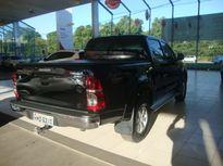 Toyota Hilux Cabine Dupla SRV A/T 4x4 Diesel 2012}