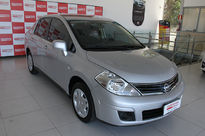 Nissan Tiida Sedan 1.8 16V (Flex) 2011}
